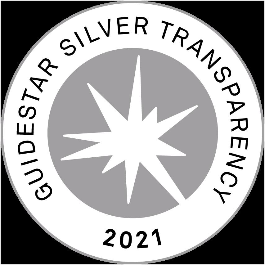 Adira Foundation | 2021 Guidestar Silver Seal